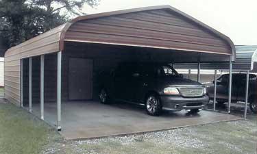 Carport and Storage & Metal Buildings Alabama