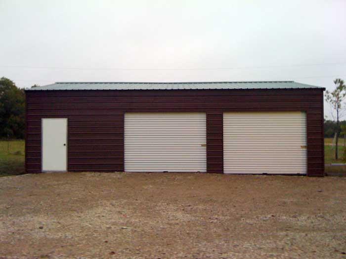 Metal Garages For In Alabama Floors Doors Interior