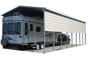 Metal Carports And Equipment Covers Gallery