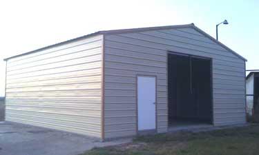 Metal garages alabama ppi blog for Garage builders alabama