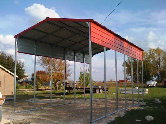 Rv Parking Canopy